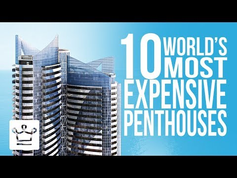 Top Most Expensive Penthouses In The World