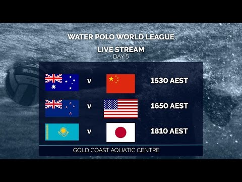 Water Polo World League - Day 5