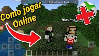 COMO JOGAR MCPE COM SEUS AMIGOS SEM PRECISAR DE XBOX LIVE!! 😱 (Minecraft Pocket Edition)