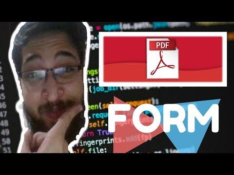 JsPDF Tutorial | Create PDF Filled Form In Javascript