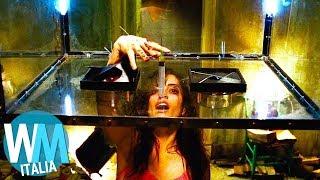 Top 10 DECISIONI più STUPIDE MAI VISTE nei FILM HORROR!