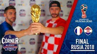 FINAL MUNDIAL RUSIA 2018 | DjMaRiiO vs. Toniemcee | FIFA18 WORLD CUP