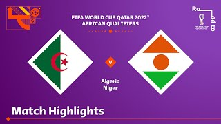 Алжир  6-1  Нигер видео