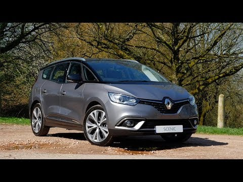 New Renault Grand Scenic |  7 Seat People Carrier