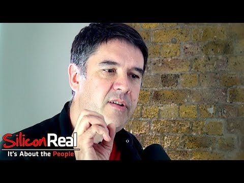 Dan Crow - The Role of a CTO in a Startup   Silicon Real