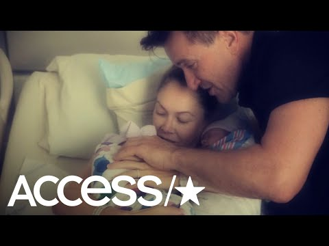 Kym Johnson Herjavek Shares An Adorable Pic Of Her New Twins | Access