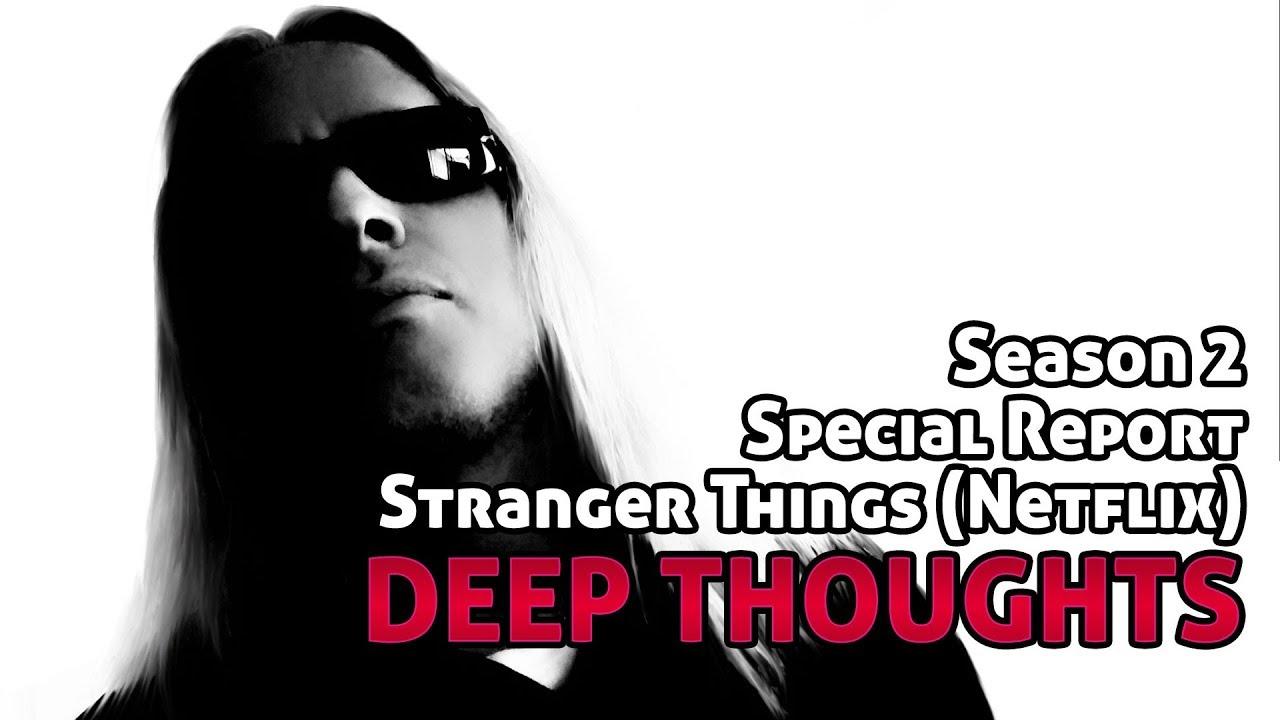 DTR S2 SR: Stranger Things (Netflix)