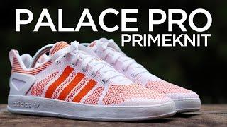 Closer Look: adidas Palace Pro Primeknit - White/Orange