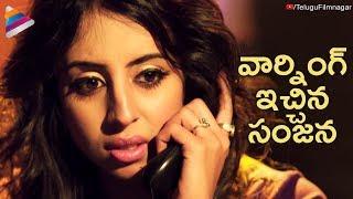 Sanjjana SUPERB WARNING | Happy Birthday Telugu Movie Scenes | Jyothi Sethi | Latest Telugu Movies