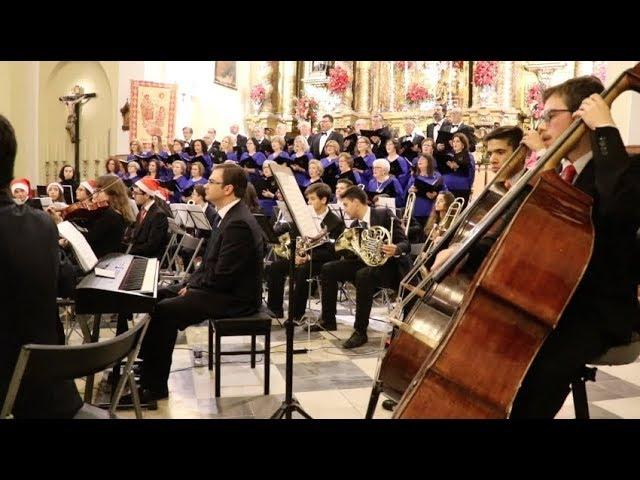 VÍDEO: Concierto de Navidad de la Coral Lucentina y la Orquesta del Conservatorio de Lucena