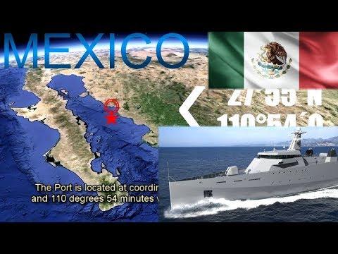 Infraestructura Portuaria - Modernización Y Ampliación Del Puerto De Guaymas, Sonora