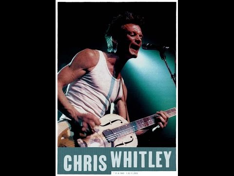 CHRIS WHITLEY LIVING WITH THE LAW~HD W/LYRICS