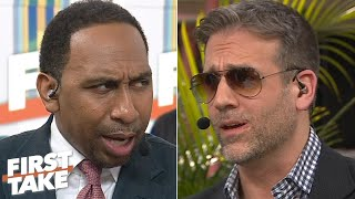 Stephen A. & Max debate: Should Patrick Mahomes be the highest-paid athlete in sports? | First Take