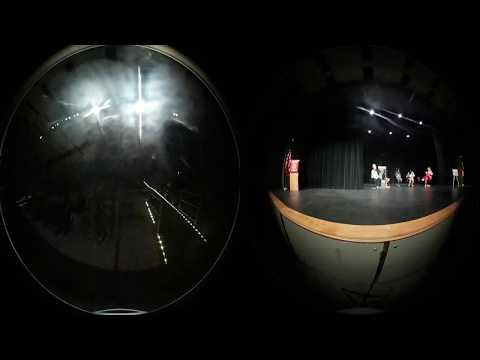 Kenedy High School Zombie Plays (**IN 360 VR)