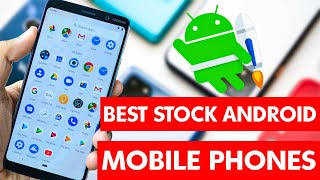 Best Stock Android Phones in INDIA 2020 - List of Stock Android Smartphones