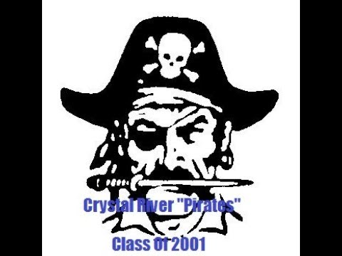 "Friday May 25th, 2001 Crystal River High School""Pirates"" Graduation"