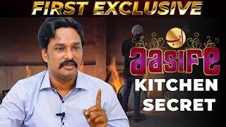 EXCLUSIVE : Aasife Biriyani cooking method!