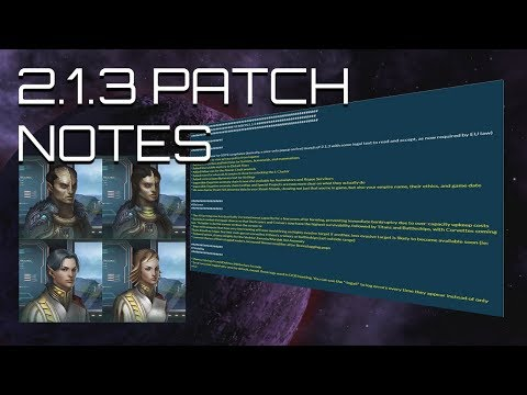 Stellaris - 2.1.3 Patchnotes And Updates...