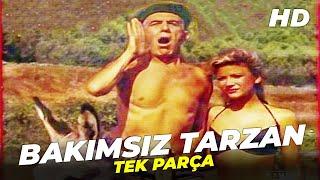 Bakımsız Tarzan | Aydemir Akbaş Eski Türk Filmi Full İzle