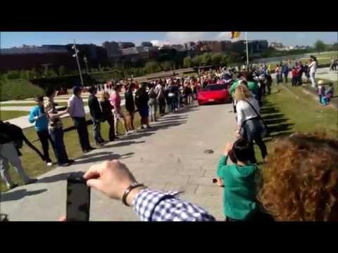 Coches super deportivos santander Cantabria 2014