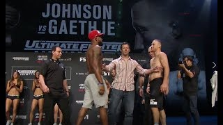The Ultimate Fighter Redemption Finale: Weigh-In Highlight