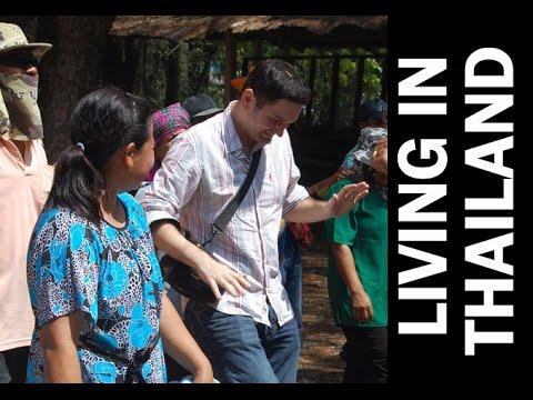 Life in Rural Thailand and Isaan Region (Nang Rong Buriram)