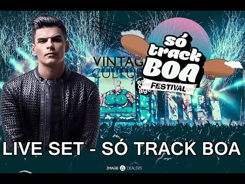 LIVE SET - VINTAGE CULTURE - Só Track Boa - Canindé São Paulo/SP  07/09/2017