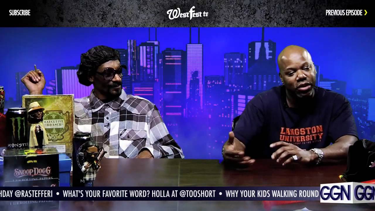 Freaky Tales W/ Too Short — GGN News S. 3 Ep. 6