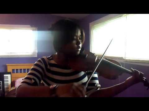 LOVE SONG BY BIG BANG on the violin