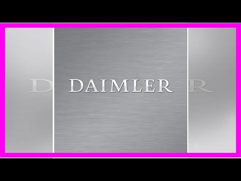 Daimler's truck division: Good prospects for 2018 – unit sales and earnings expected to be signific