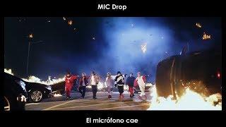 Video BTS - MIC Drop MV Korean Ver. (Sub Español - Hangul - Roma) download MP3, 3GP, MP4, WEBM, AVI, FLV Juli 2018