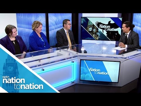 Indigenous Affairs Minister Bennett on Budget 2017 | APTN NationToNation