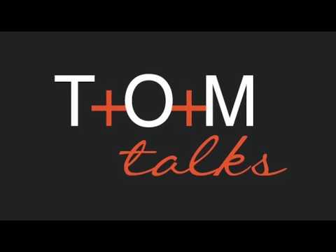 T+O+M Talk's - Philimon Zongo 'The Five Anchors of Cyber Resilience' - Part 1