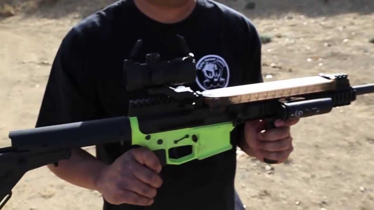80*80 Ep Armory Ep 80 - 80 Percent Lower Receiver In Action