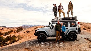 OFFROADING ON FINS AND THINGS IN MOAB!  // EFRT EP 80