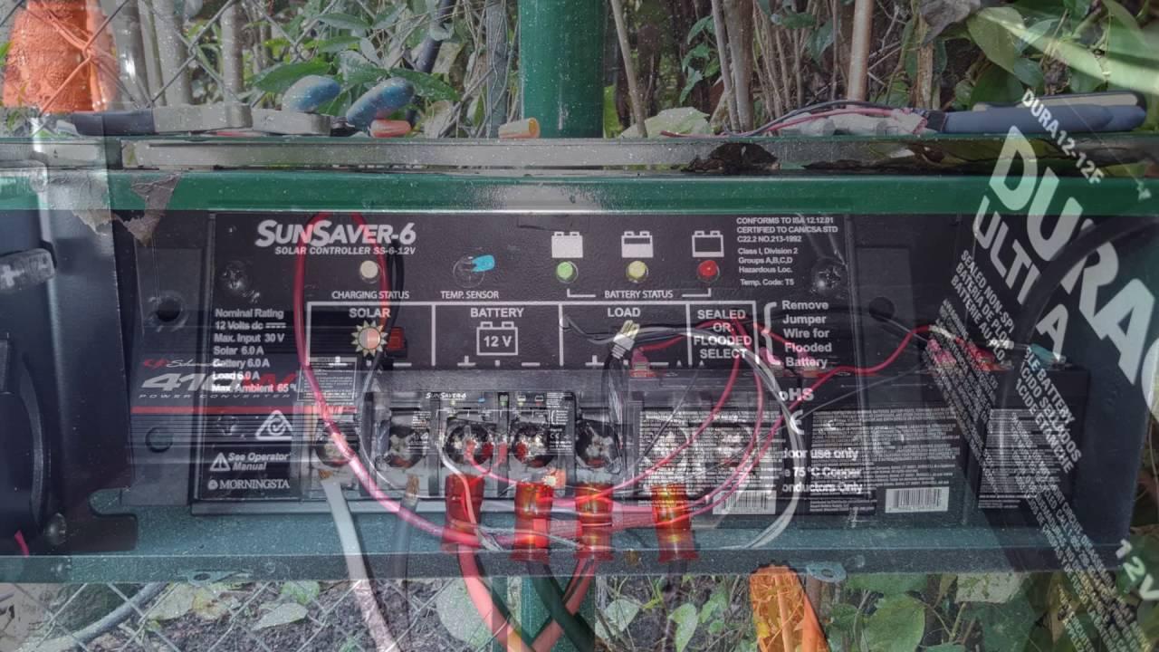 solar swing gate motor installation liftmaster swing gate operator rh youtube com