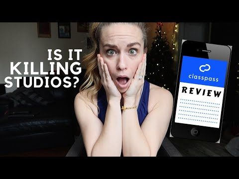 CLASSPASS REVIEW | is classpass killing studios?