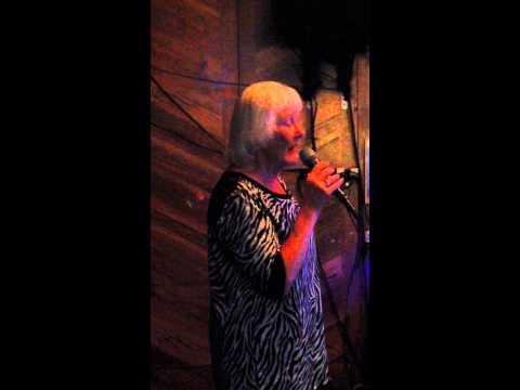 Barbara Baker sings Karaoke 1
