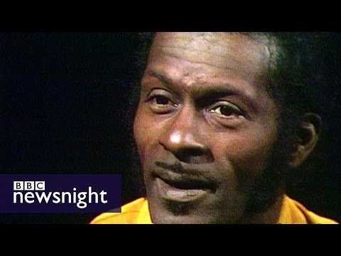 Chuck Berry: 'The first great poet laureate of rock 'n' roll' (2006) - Newsnight Archives