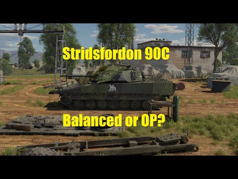 Best LIGHT TANK In The Game! Strf 90 C Review