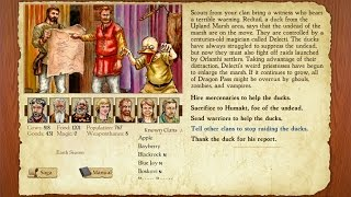 King of Dragon Pass: Giant Bomb Quick Look [Extended HD Gameplay]