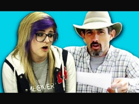 Teens React to Facebook Parenting: For the Troubled Teen