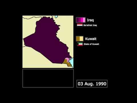 [Wars] The Iraq-Kuwait War (1990): Every Day