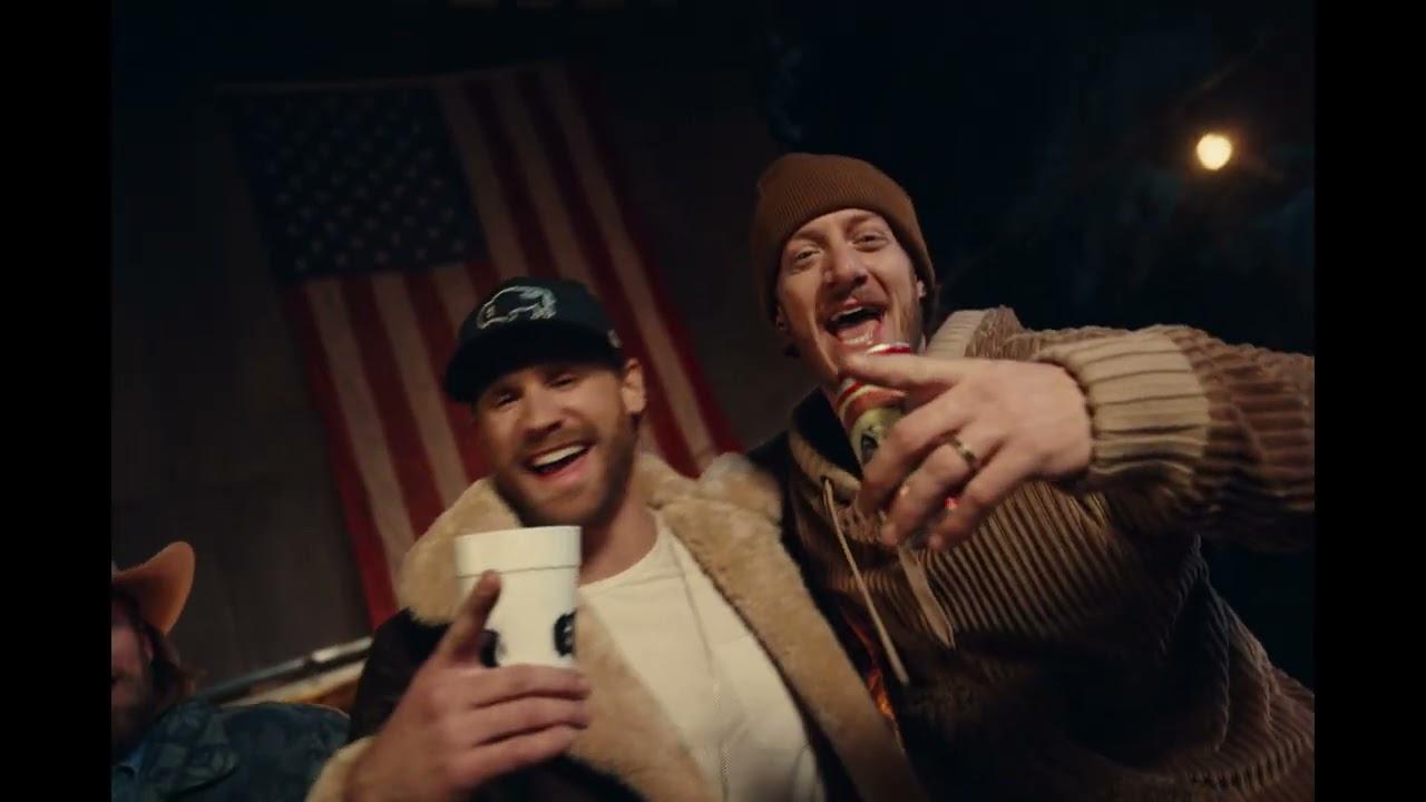 Download Drinkin' Beer. Talkin' God. Amen. (feat. Florida Georgia Line) [Official Music Video]