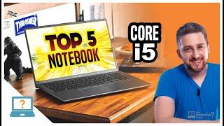 Melhor Notebook Core i5 Custo Benefício 2020 TOP 5 intermediários até R$ 3.000 reais do 1º semestre