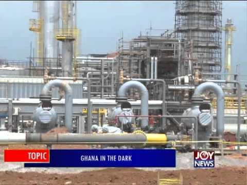 Ghana in the Dark - PM Express on Joy News (24-11-15)