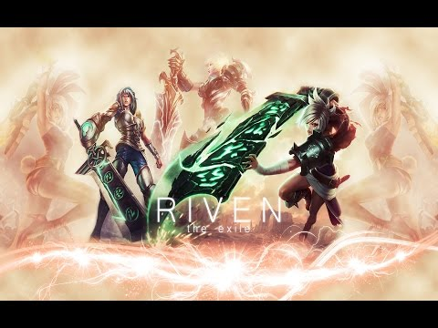 MAIN RIVEN WATCH AND LEARN WITH THE BEST 2  GAMEPLAY