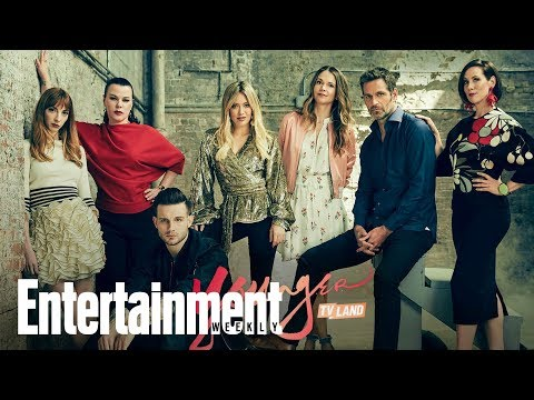 'Younger' Is Heading To Ireland And 6 More Spoilers Revealed At ATX Festival | Entertainment Weekly