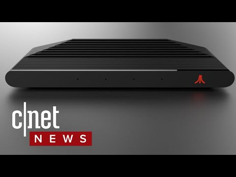New Atari console plays modern games. (Wait, what?) (CNET News)