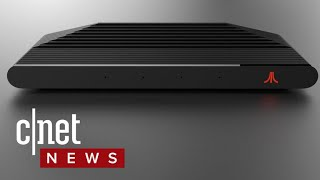 New Atari console plays modern games. (Wait, what?) (CNET News)